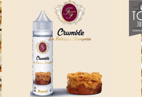 Le Crumble Original par La Fabrique Française