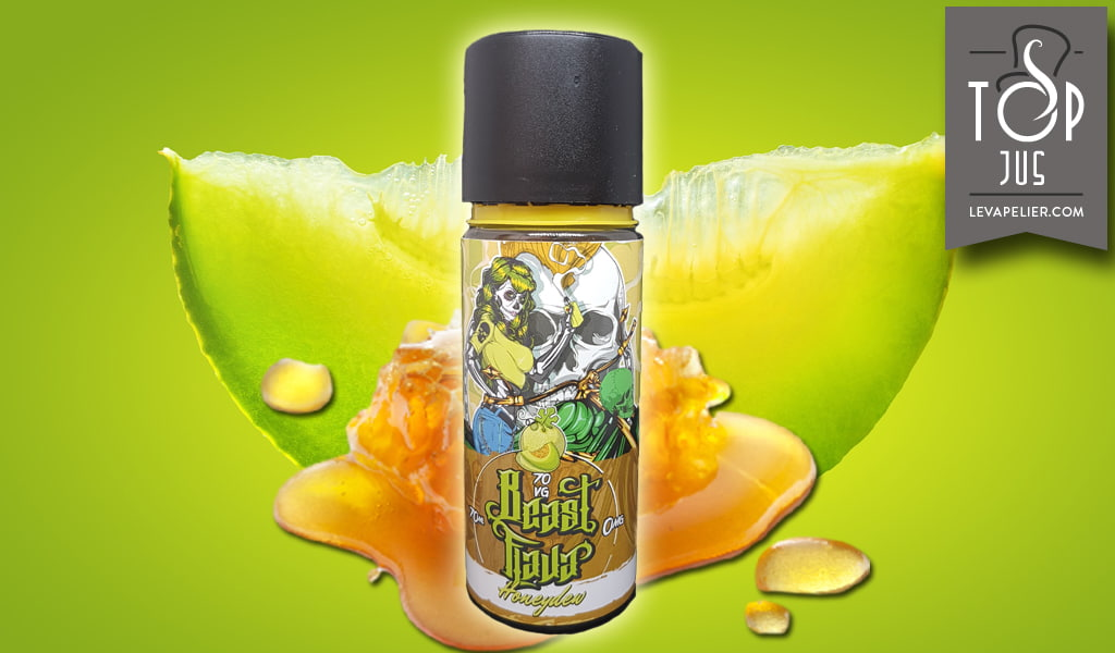 Honeydew (Beast Flava Range) door My's Vaping France