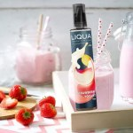 Aardbeienyoghurt (Mix and GO Range - 50ml) van Liqua