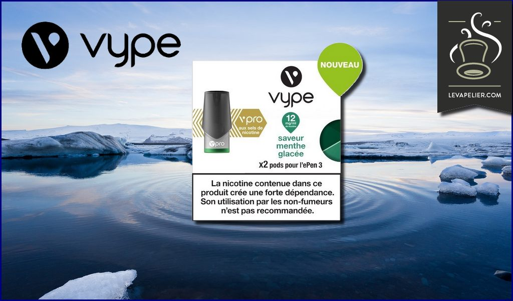 Ice Mint (Vpro Range) by Vype