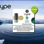 Menthe Glacée (Gamme Vpro) par Vype