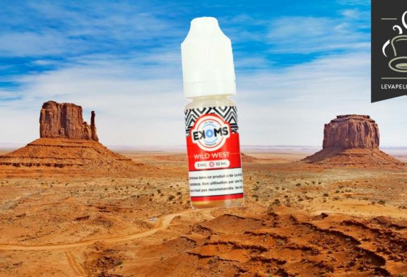 Wild West (Flavour Range) van Ekoms