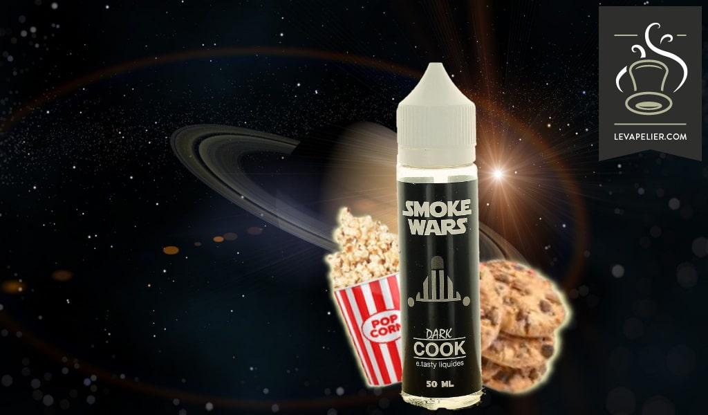 Dark Cook (Gamme Smoke Wars) par e-Tasty