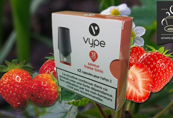 Strawberry Tonic van VYPE