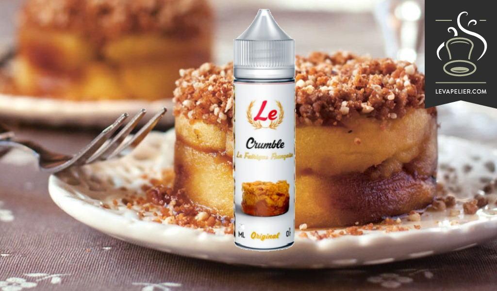 Crumble Original par La fabrique Française