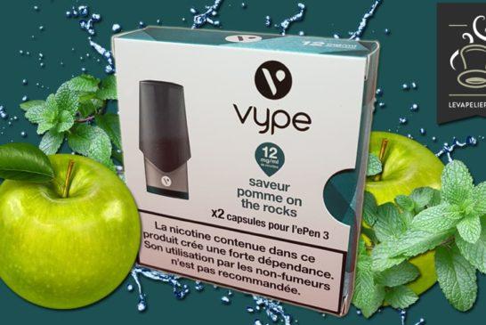 Apple On The Rocks van VYPE