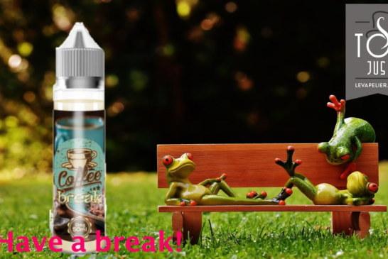 Pausa para el café (Vap'Land Juice Range) de Vap'Land Juice