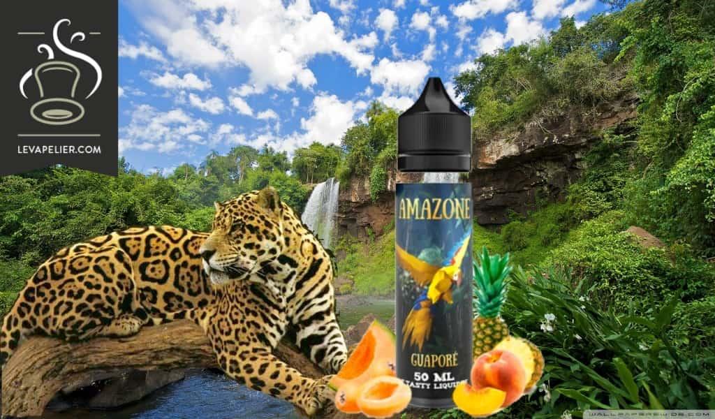 גואפור (Amazon Range) על ידי נוזלים אלקטרוניים