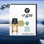 Glacial Mint di Vype