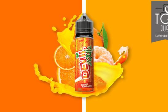Orange Mandarin (Devil Squiz Range) di Avap