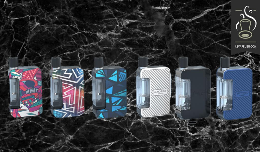 Joyetech的Exceed Grip