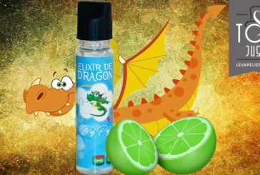 Dragon Elixir (met Puf Puf) van Laboravape