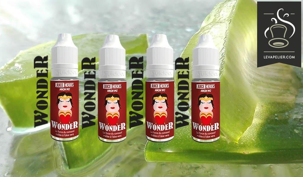Wonder (Juice Heroes) de Liquideo