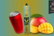 Mango Cola (Gamme Vintage Cola) par ZAP JUICE