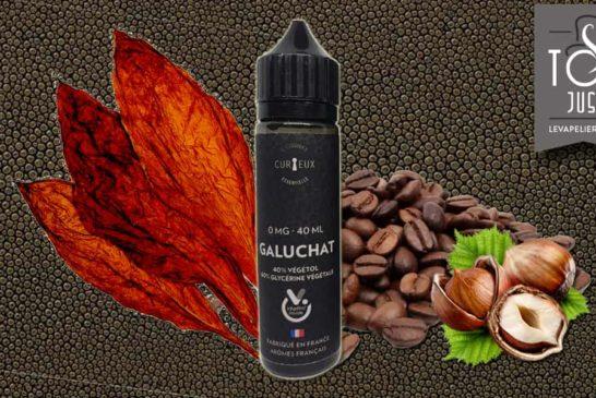 Galuchat (Essential Edition Range) by Curieux E-liquids