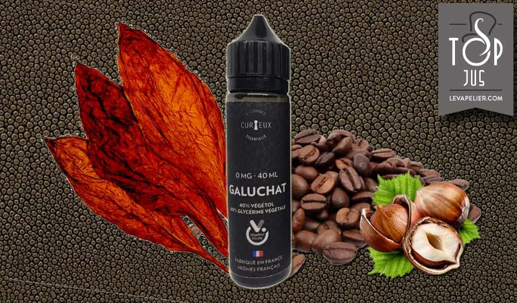 Galuchat (Gamme Edition Essentielle) par Curieux E-liquides