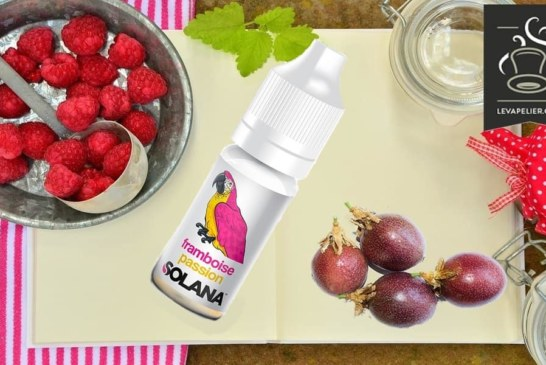 Raspberry / Passion by Solana