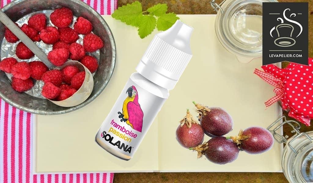 Raspberry / Passion van Solana