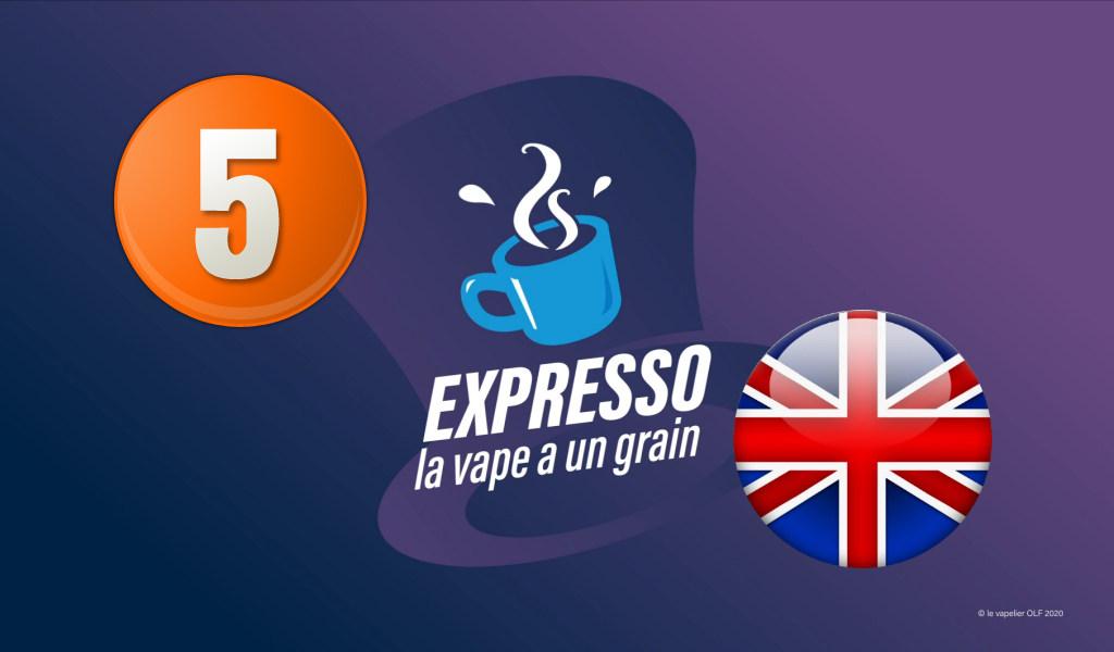 EXPRESSO 5 : 814 ! English Version.