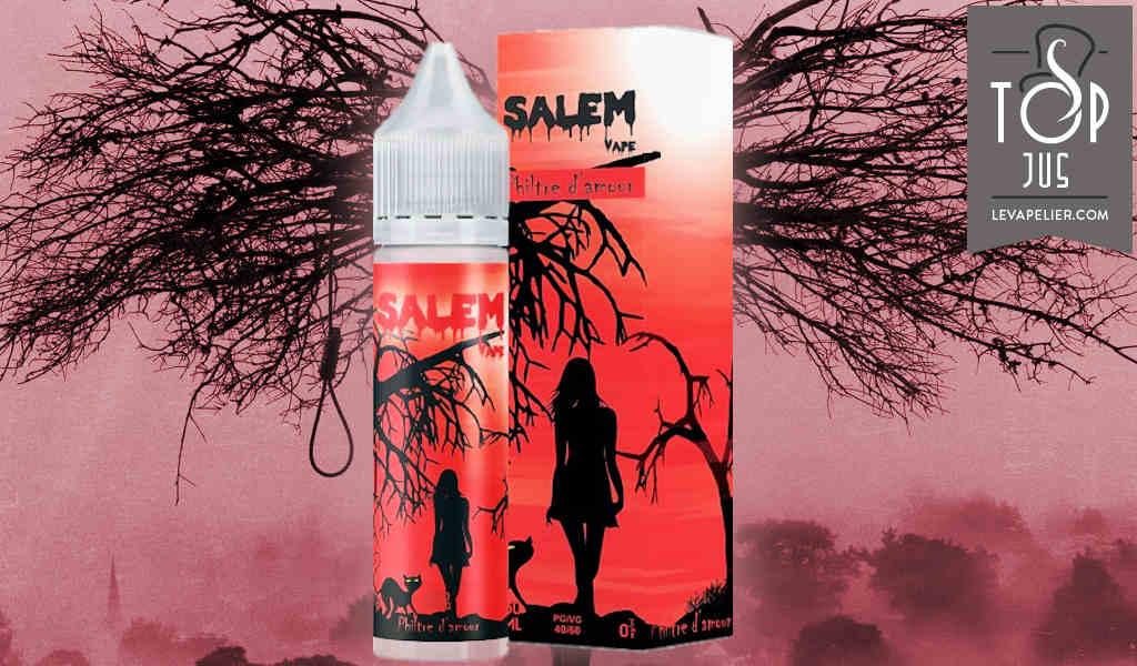 Philtre d'Amour par Salem Vape