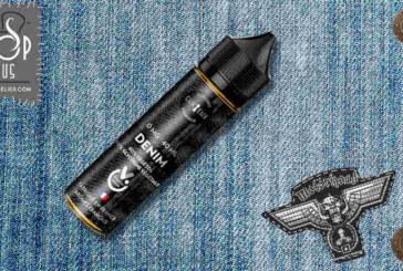 Denim (Gamme Essentielle) par Curieux E-Liquides