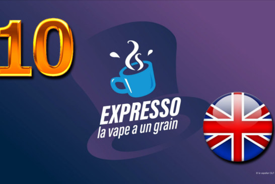 EXPRESSO 10: ENOVAP (גרסה אנגלית)