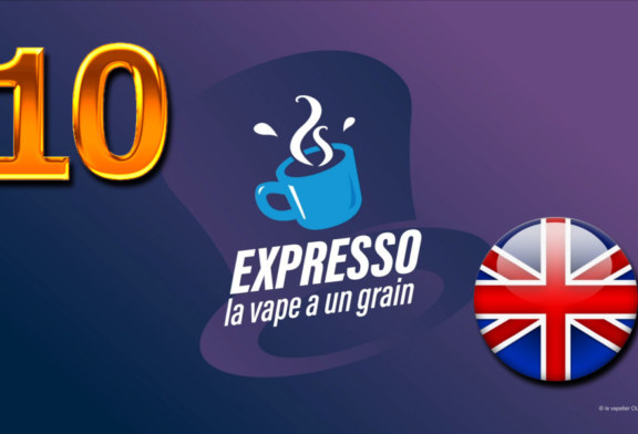 EXPRESSO 10 : ENOVAP (English Version)