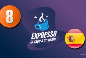 EXPRESSO 8: LIQUIDAROM (versión en español)