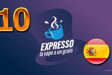 אקספרסו 10: ENOVAP (Versión en español)