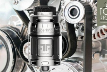 Juggerknot Mini RTA של QP Design