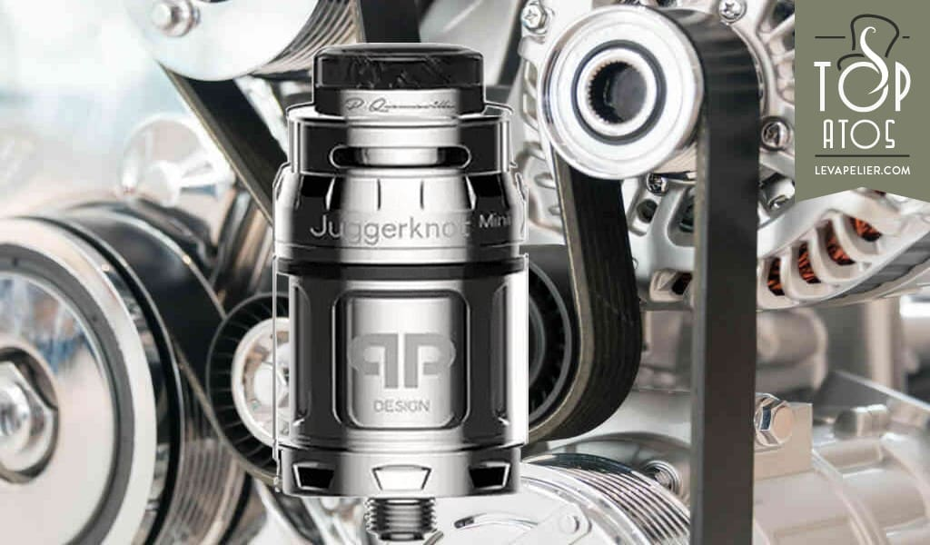Juggerknot Mini RTA par QP Design