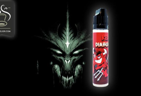 Red Diabolo (LBV Fox range) by Laboravape