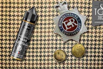 Tweed (Gamme Essentielle) par Curieux E-Liquides