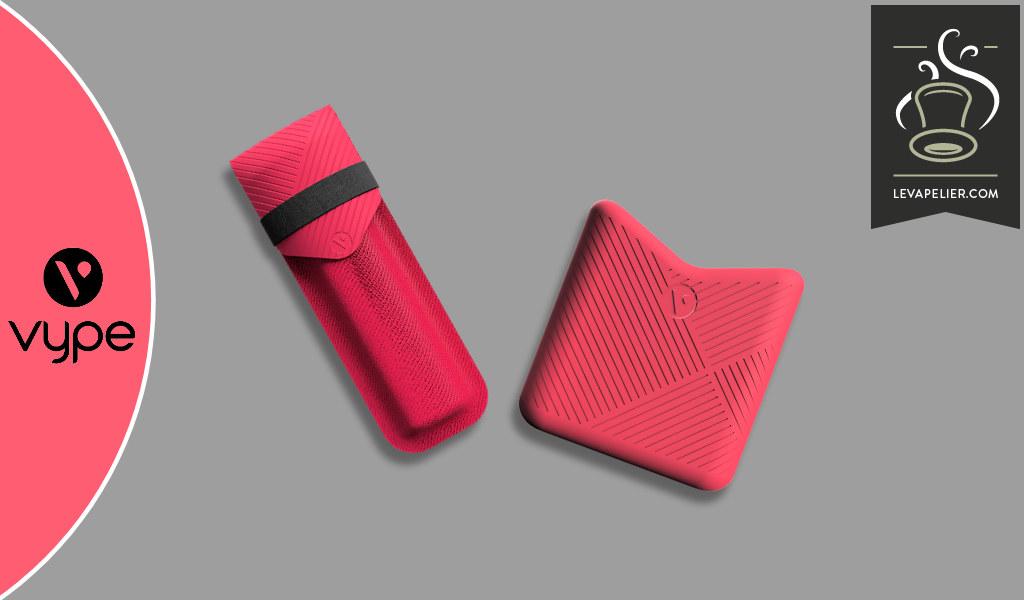 VYPE : Les accessoires pour l'ePen 3 et l'ePod