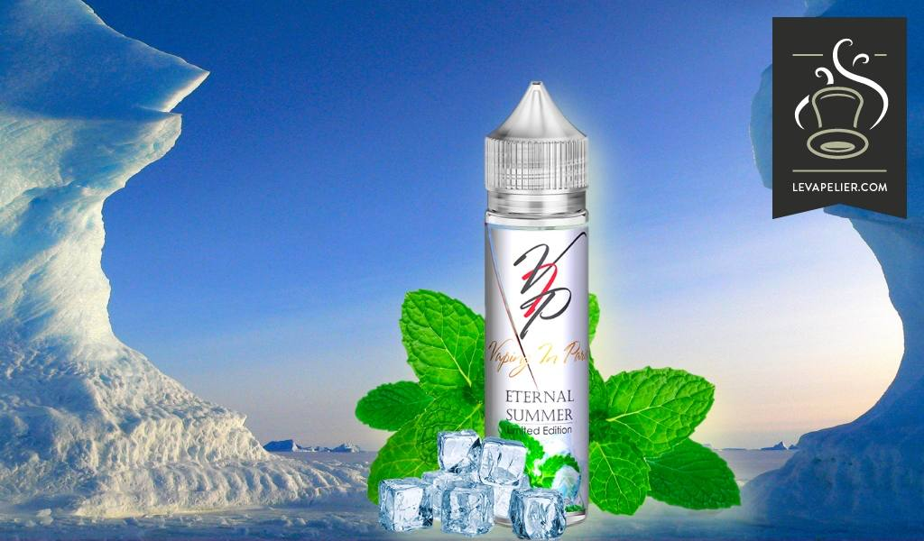 Ice Polar Mint (gamme Eternal Summer) par Vaping in Paris