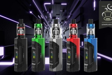 Kit Rigel Mini 80W par Smok