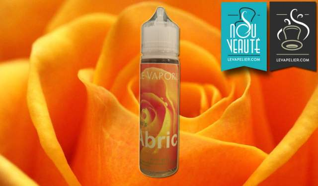 So's Abricot par Le Vaporium