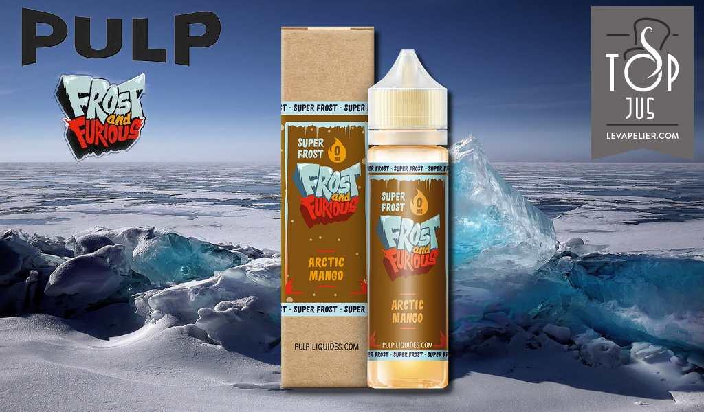 Artic Mango (Gamme Frost and Furious) par Pulp