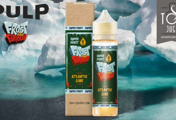 Atlantic Lime (Gamme Frost and Furious) par Pulp
