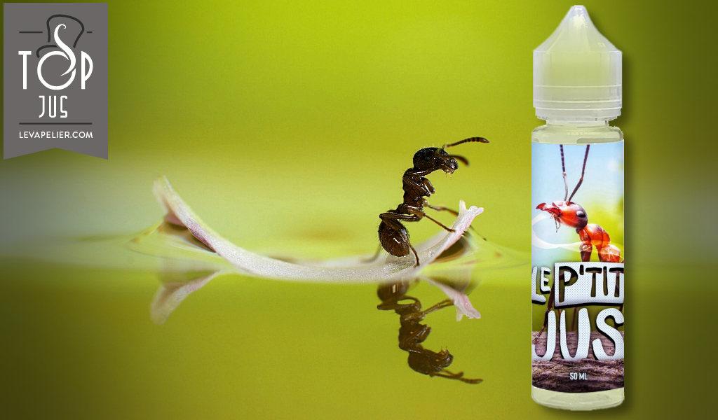 Le P'tit Jus (Gamme Le P'tit Jus) par Unicorn Vape/Jin and Juice