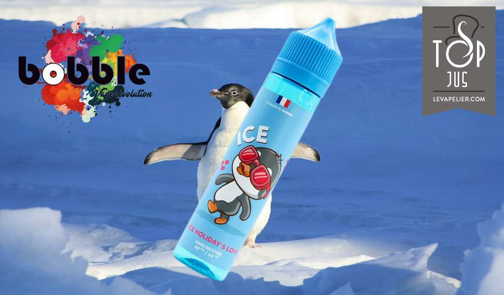 Ice Holiday's Love (Gamme Ice) par Bobble