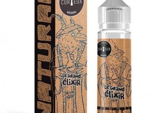 Le Grand Elixir (Gamme Natural) par Curieux [Flash Test]