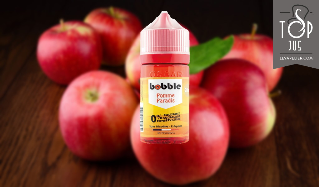 Pomme Paradis par Bobble