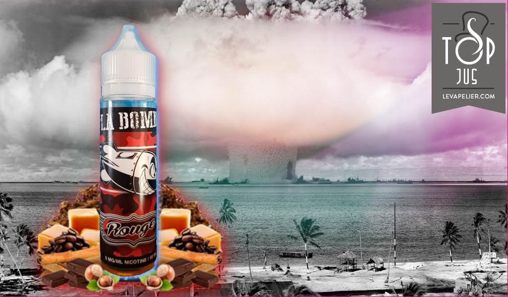 La Bombe Rouge par High Class Liquids