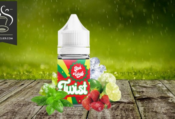 Red Velvet (Gamme Twist) par Flavor Hit