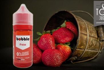 Fraise (Gamme Fruits Rouges) par Bobble