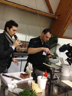 Serge Vaz, Tables & Comptoirs, restaurant Toulon