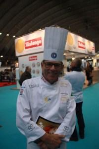 Marcel Lesoille, organisateur du concours des écaillers