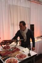 Quentin Joplet, chef au Castellaras à Fayence, à la recherche de nouveaux goûts ;-)