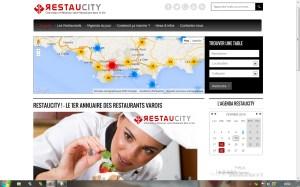 Restaucity, Var, restaurants, réservation en ligne